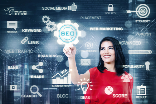 How Small Businesses can leverage SEO & the Internet for marketing